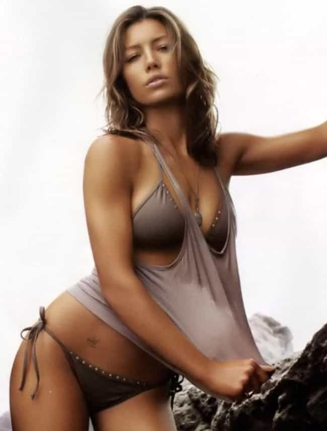 Jessica Biel is listed (or ranked) 1 on the list The Hottest Babes of the 2000s
