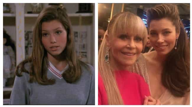 Jessica Biel is listed (or ranked) 1 on the list The Cast Of 7th Heaven: Where Are They Now?