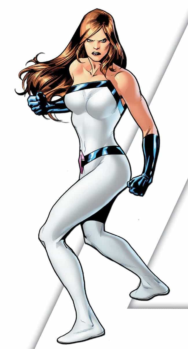 Jessica Jones is listed (or ranked) 4 on the list Marvel Characters Who Really Should Have Action Figures