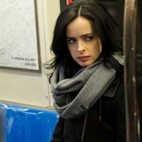 Jessica Jones is listed (or ranked) 17 on the list The Coolest Comic Characters That Aren't Superheroes