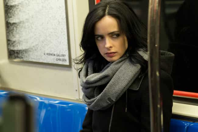 Jessica Jones is listed (or ranked) 3 on the list TV Characters With Mental Illness (And How Accurately They're Portrayed)