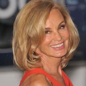 Jessica Lange is listed (or ranked) 7 on the list Celebrity Women Over 60 You Wouldn't Mind Your Dad Dating