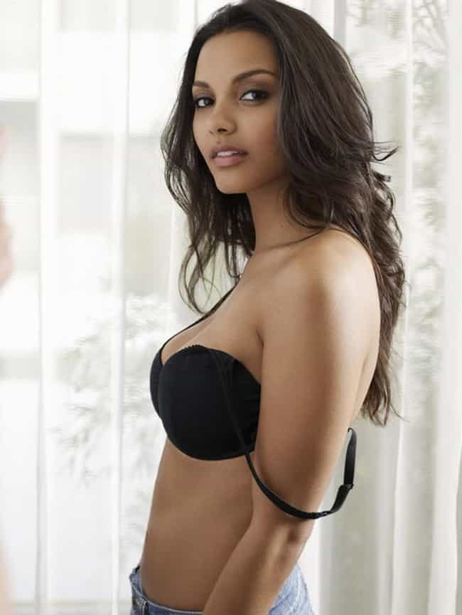 Jessica Lucas is listed (or ranked) 2 on the list The Hottest Black Celebrity Women