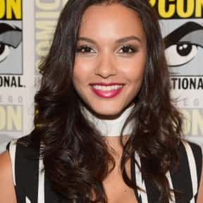 Jessica Lucas is listed (or ranked) 7 on the list Famous People Named Jessica