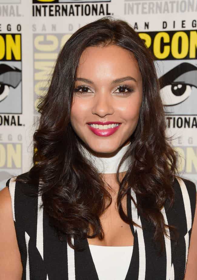 Jessica Lucas is listed (or ranked) 4 on the list The Most Beautiful Overlooked Celebrity Women