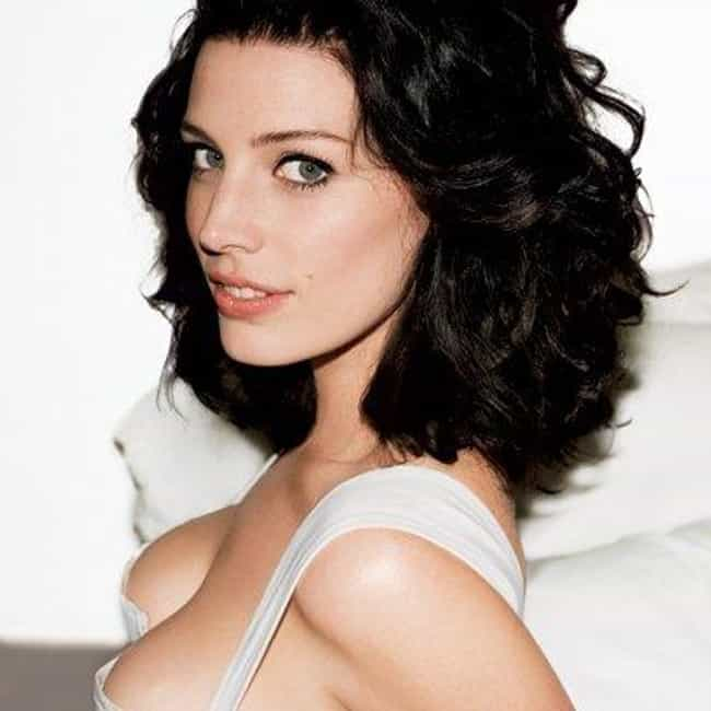 Jessica Paré is listed (or ranked) 4 on the list The Hottest Women from Mad Men