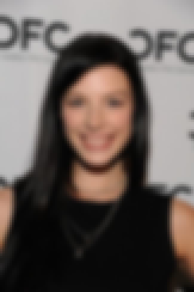 Jessica Paré is listed (or ranked) 1 on the list Famous Dawson College Alumni