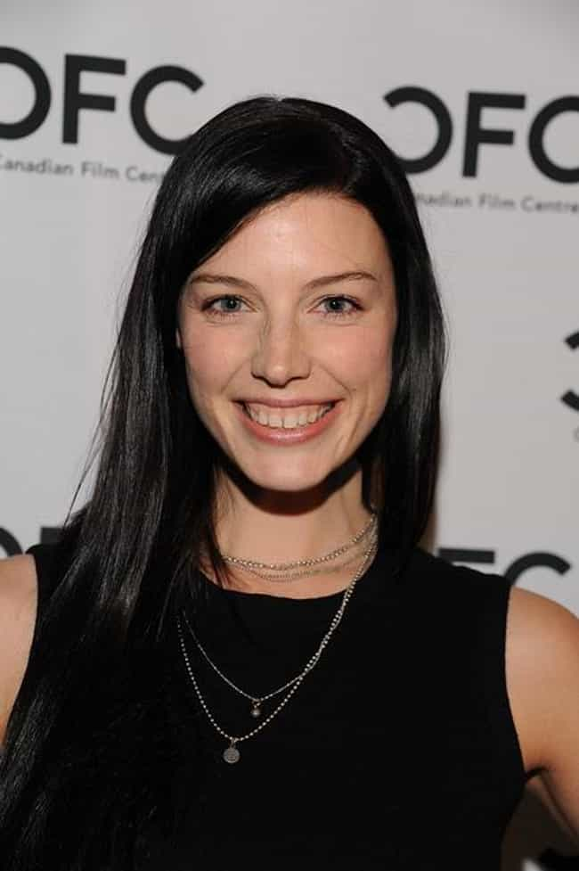 Jessica Paré is listed (or ranked) 4 on the list The Most Beautiful Women with