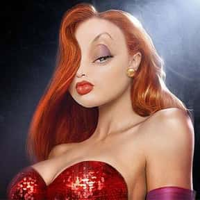 Jessica Rabbit is listed (or ranked) 2 on the list The Most Attractive Cartoon Characters Of All Time