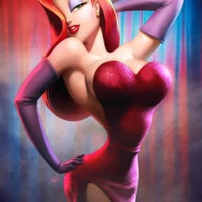 Jessica Rabbit is listed (or ranked) 6 on the list Cartoon Characters You Totally Want To Have A Beer With