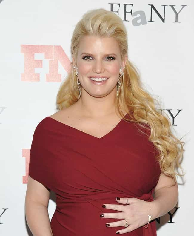 Jessica Simpson is listed (or ranked) 2 on the list Famous People Who Were Dumped via Text