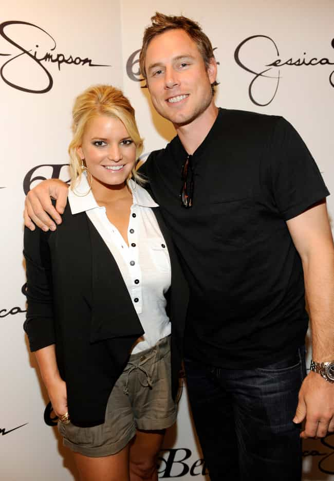 Jessica Simpson is listed (or ranked) 2 on the list Women Who Keep Dating Professional Athletes