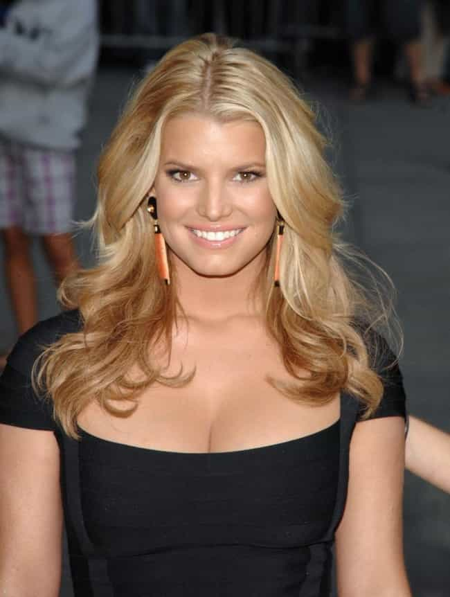 Jessica Simpson is listed (or ranked) 3 on the list 26 Famous ISFJs