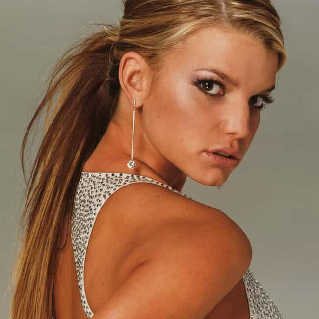 Jessica Simpson is listed (or ranked) 8 on the list Famous People of Scottish Descent