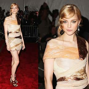 Jessica Stam is listed (or ranked) 21 on the list Famous People Named Jessica