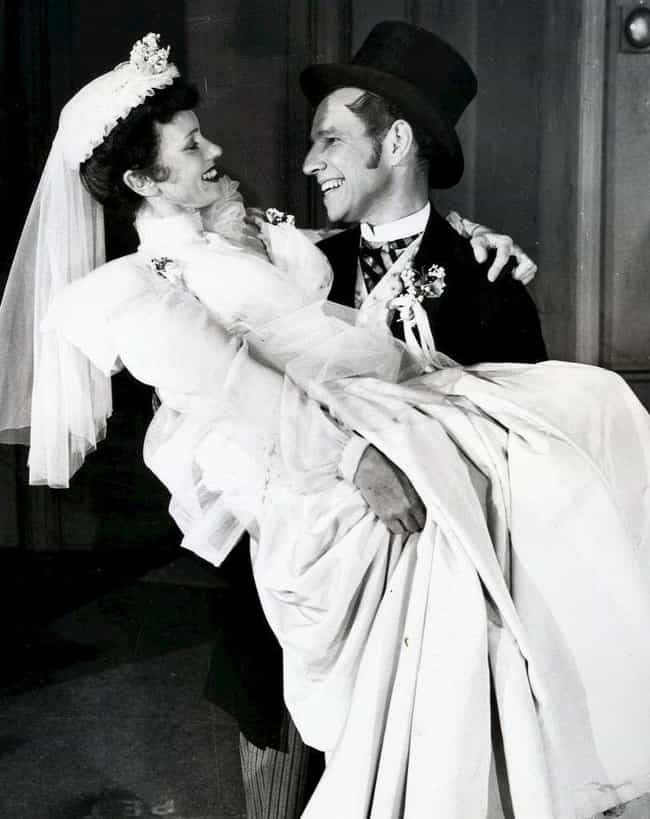 Jessica Tandy is listed (or ranked) 2 on the list The Longest Hollywood Marriages