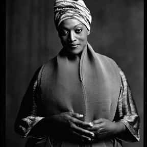 Jessye Norman is listed (or ranked) 7 on the list The Greatest Singers of the Past 30 Years