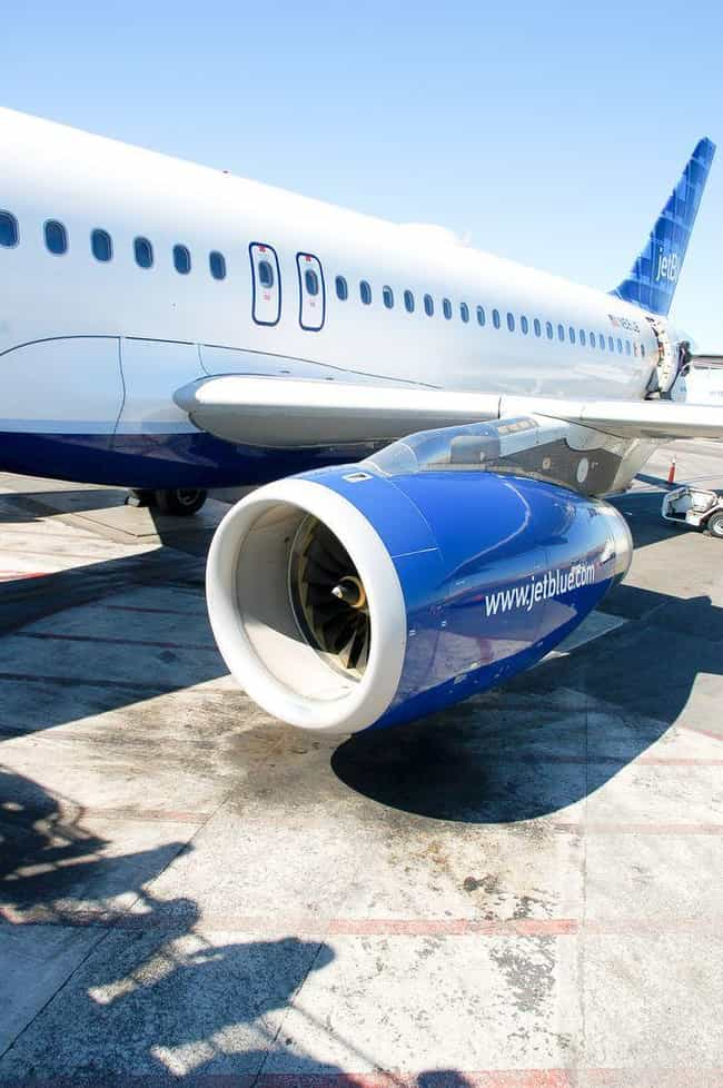 JetBlue is listed (or ranked) 2 on the list Low Cost Airlines in the USA