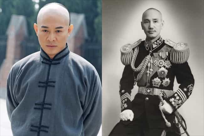 Jet Li is listed (or ranked) 3 on the list WWII World Leaders And The Actors Who Should Play Them In A Movie