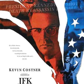 JFK is listed (or ranked) 8 on the list The Best Gary Oldman Movies