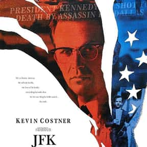 JFK is listed (or ranked) 10 on the list The Best Kevin Costner Movies