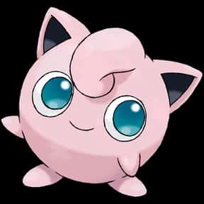 Jigglypuff is listed (or ranked) 1 on the list The Best Pink Characters