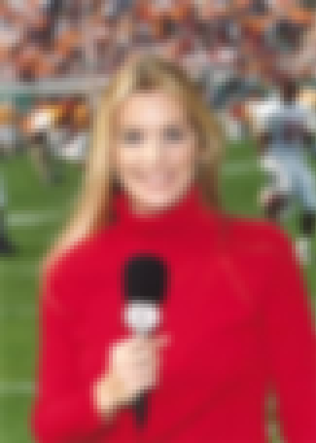 Jill Arrington is listed (or ranked) 6 on the list List of Famous Sportscasters
