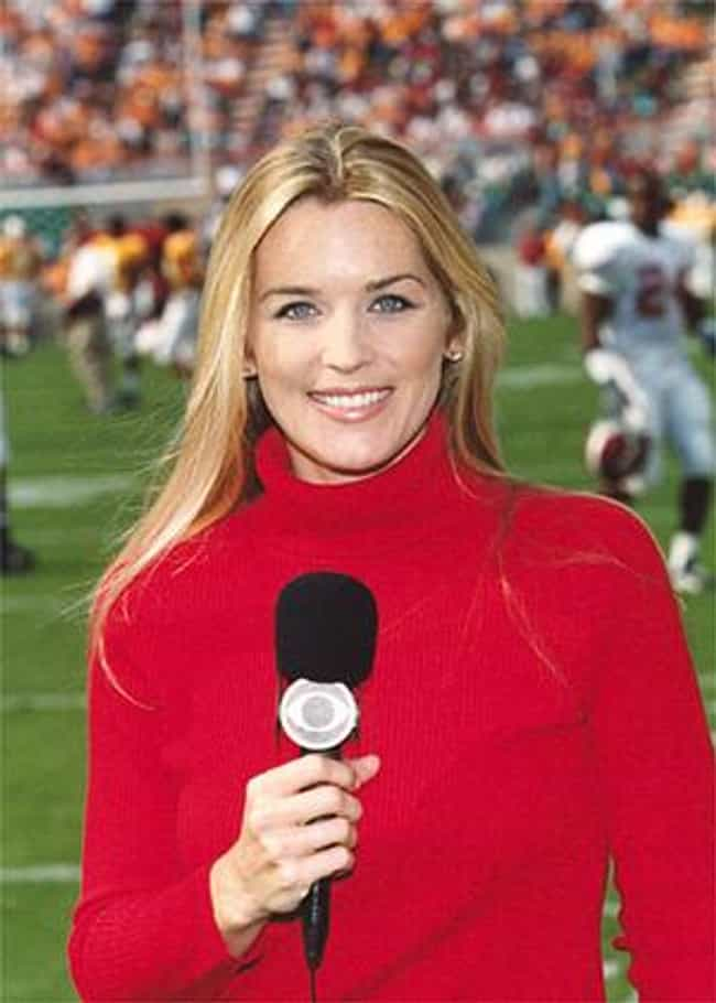 The 30 Sexiest Female Sports Reporters of All Time