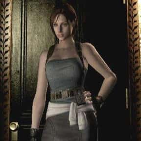 Jill Valentine is listed (or ranked) 5 on the list The Hottest Video Game Vixens of All Time