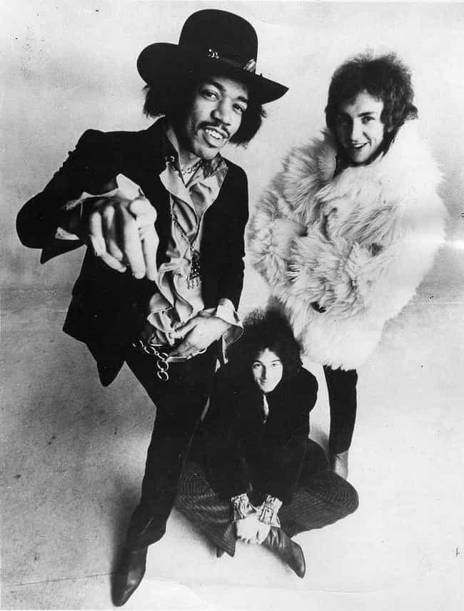 Jimi Hendrix is listed (or ranked) 2 on the list 20 Rock Stars Who Died Before Age 40