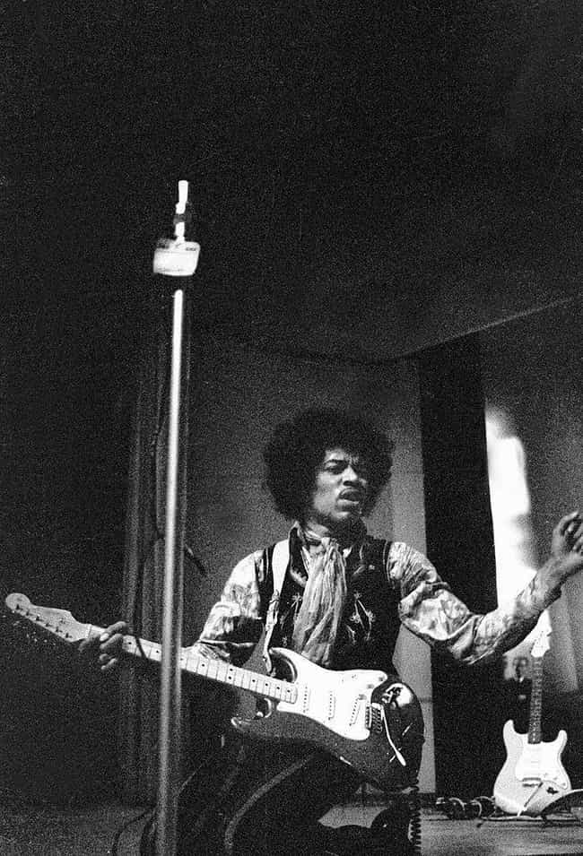 Jimi Hendrix is listed (or ranked) 2 on the list Famous Deaths That Were Never Investigated