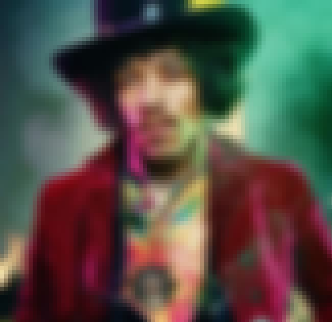 Jimi Hendrix is listed (or ranked) 1 on the list Famous Sagittarius Celebrities