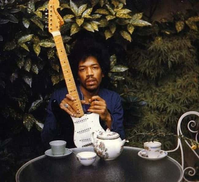 Jimi Hendrix is listed (or ranked) 16 on the list The Last Known Photos of 52 Famous People