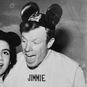 Jimmie Dodd is listed (or ranked) 19 on the list Mickey Mouse Club Cast List