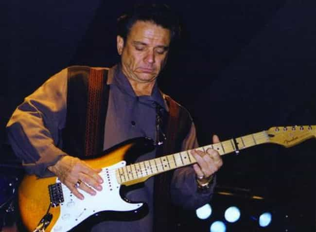 Jimmie Vaughan is listed (or ranked) 2 on the list Famous Guitarists from Dallas