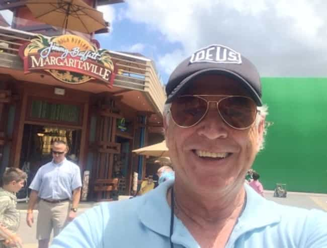 Jimmy Buffett's Margaritaville is listed (or ranked) 3 on the list The Most Egregious Product Placement in Jurassic World