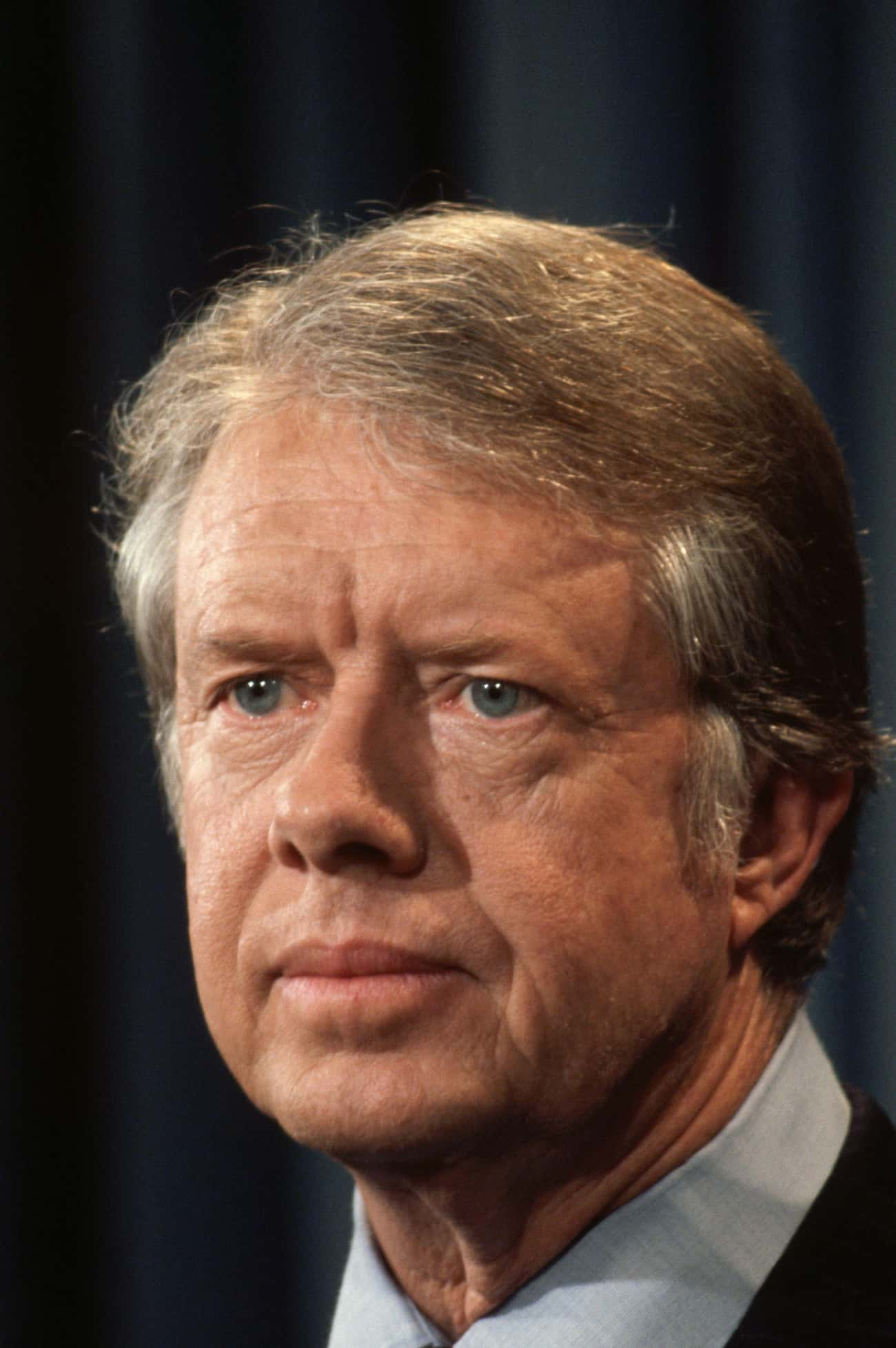 Jimmy Carter is listed (or ranked) 3 on the list Every US President Who's Been Subject To An FBI Investigation