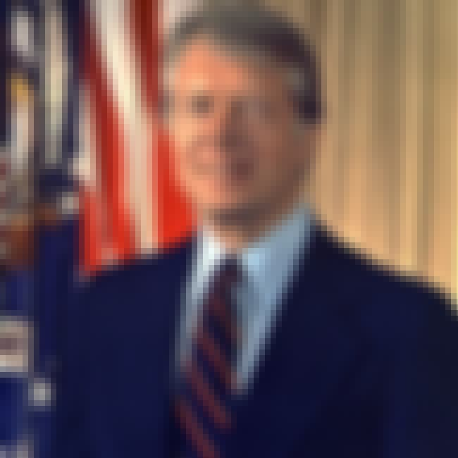 Jimmy Carter is listed (or ranked) 3 on the list 13 Presidents Who Lived Insane Lives Before Becoming President