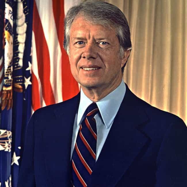 Jimmy Carter is listed (or ranked) 3 on the list 13 Presidents Who Lived Wild Lives Before Becoming President
