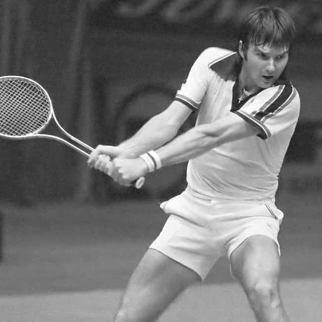 Jimmy Connors is listed (or ranked) 4 on the list The Best Tennis Players from the United States