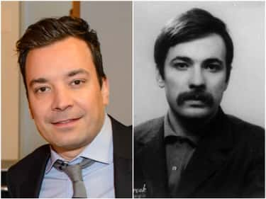 Jimmy Fallon Is The Spitting Image Of Turkish Revolutionist Mahir Cayan