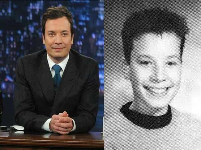 Jimmy Fallon is listed (or ranked) 3 on the list Childhood Photos Of Famous TV Show Hosts