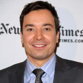 Jimmy Fallon is listed (or ranked) 9 on the list Famous Groundlings Members and Alumni