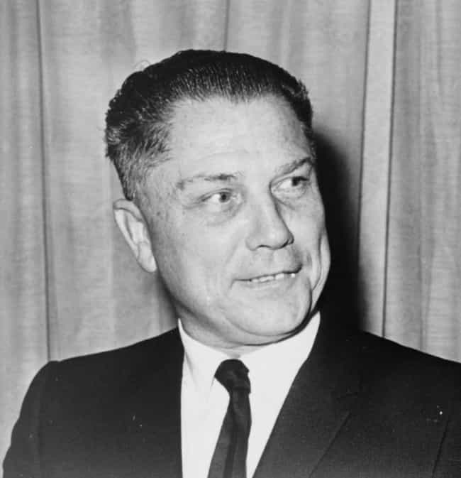 Jimmy Hoffa is listed (or ranked) 4 on the list People Who Disappeared Mysteriously