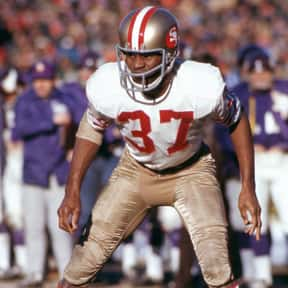 Jimmy Johnson is listed (or ranked) 7 on the list The Best San Francisco 49ers Cornerbacks Of All Time