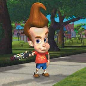 Jimmy Neutron is listed (or ranked) 20 on the list The Greatest Geeks in TV History
