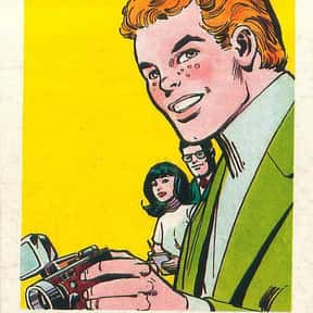 Jimmy Olsen is listed (or ranked) 16 on the list The Greatest Journalist Characters in Film