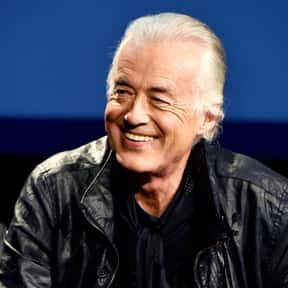 Jimmy Page is listed (or ranked) 2 on the list Famous Guitarists from England