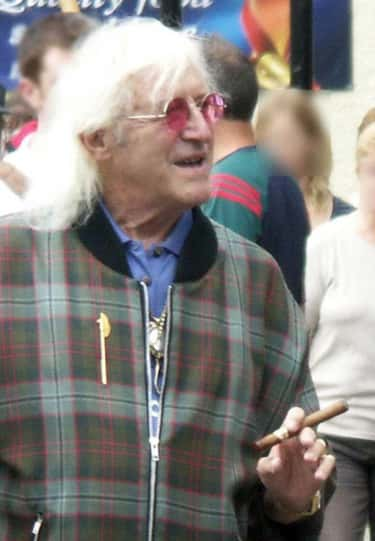 Jimmy Savile is listed (or ranked) 1 on the list Children's Entertainers Who Are Also Perverts