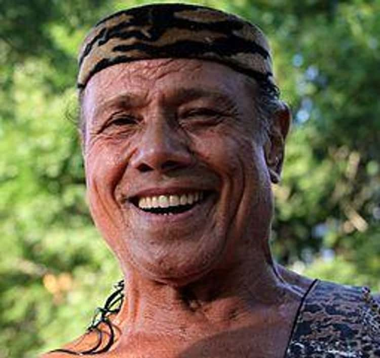 "Jimmy ""Superfly"" Snuka - born James William Reiher"